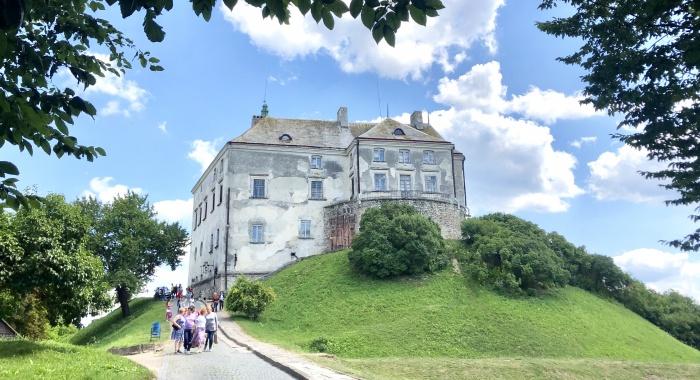 Ucraina - Oles'ko Castle